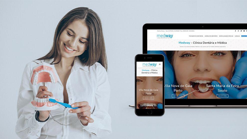 Medway - Clínica Dentária e Médica