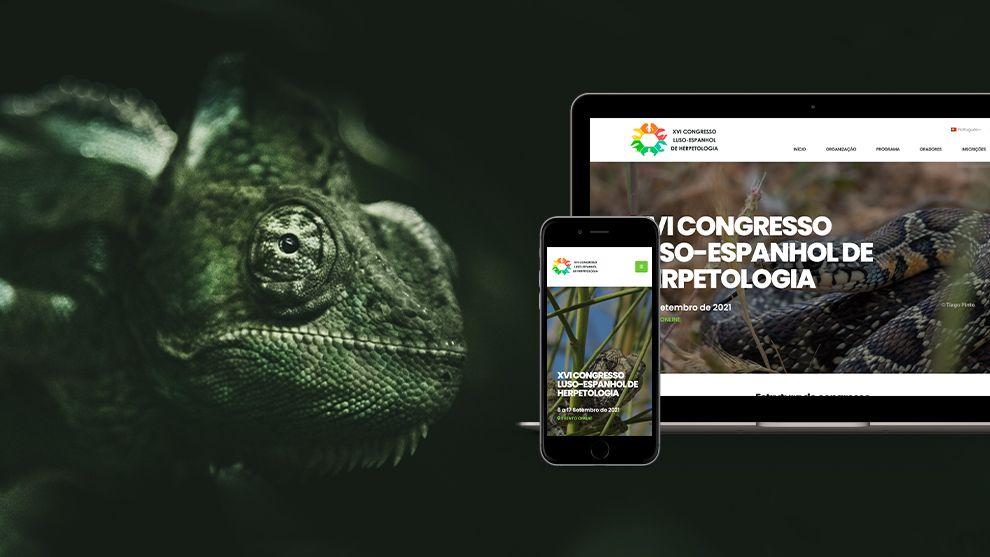 XVI Congresso Luso-Espanhol de Herpetologia